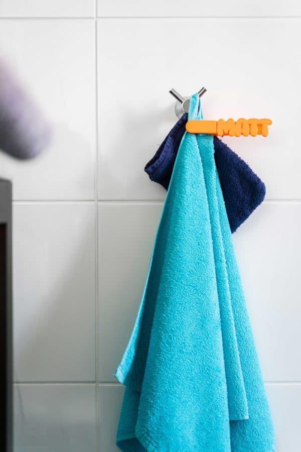 vielseitiger Handtuch Clip in 3D Druck bei 3DDC.com in Wien