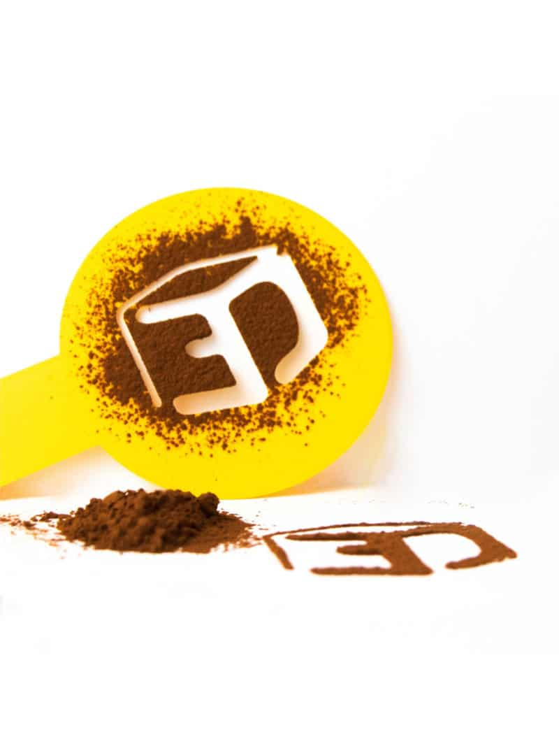 Coffeestencil
