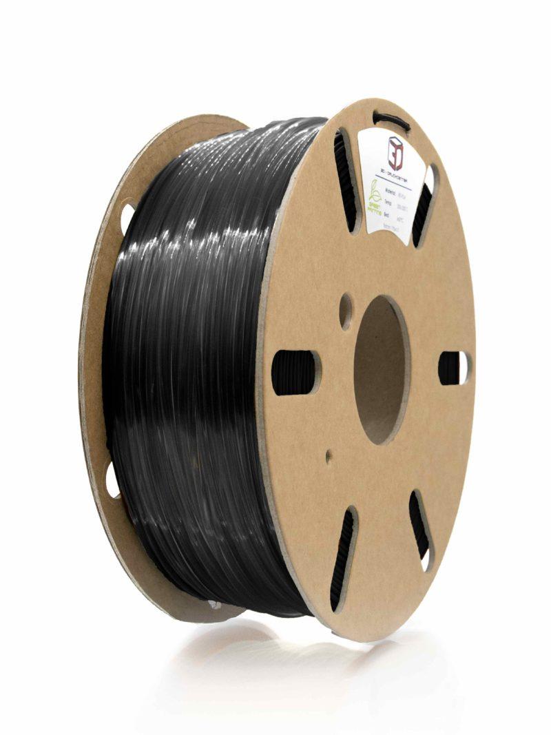 3DDC PETG - clear black