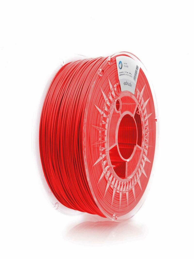 Extrudr BioFusion 3D Filament – 1,75mm, cherry red