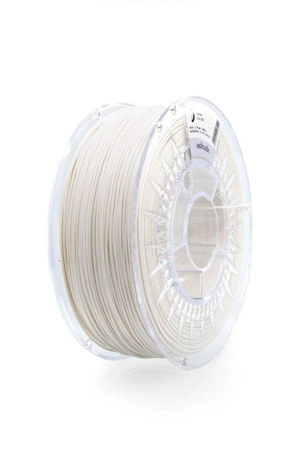 3D Filament weiss PLA NX2 von Extrudr bei 3DDC.com