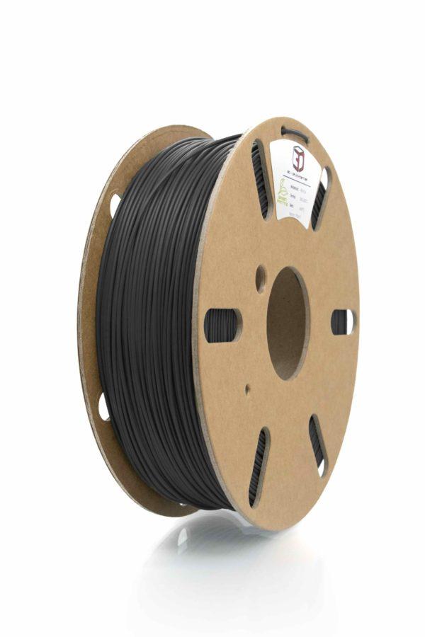3D Filament dunkel grau PET carbon von 3DDC